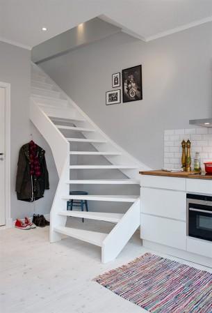 Scandinavian Stair