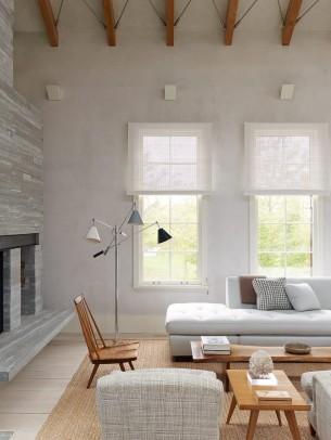 Barn House Living Room
