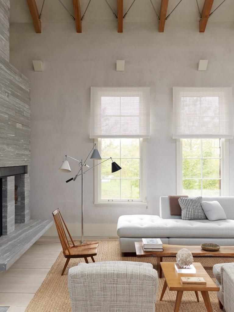 Louver House Long Island Barn house idea+sgn by Marc Turkel Leroy Street Studio 5