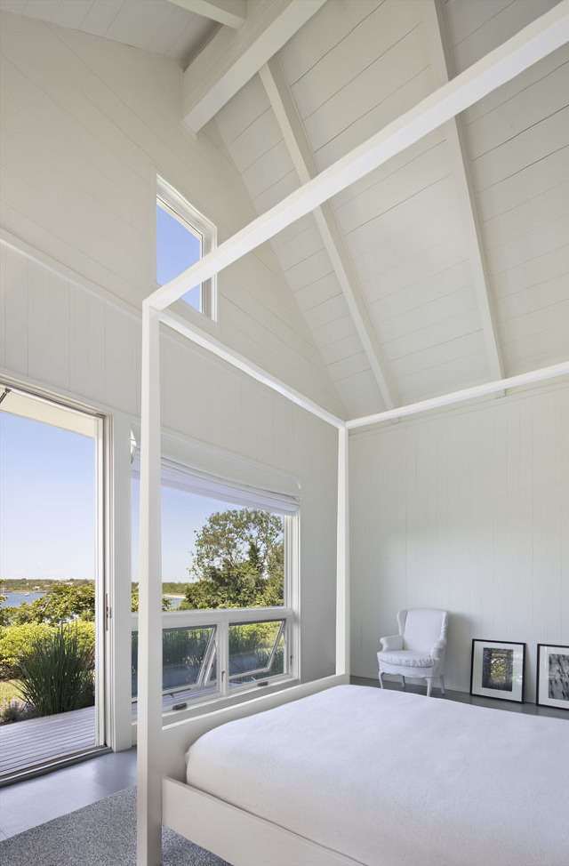 Montauk Lake House by Robert Young Architect at IDEASGN 8