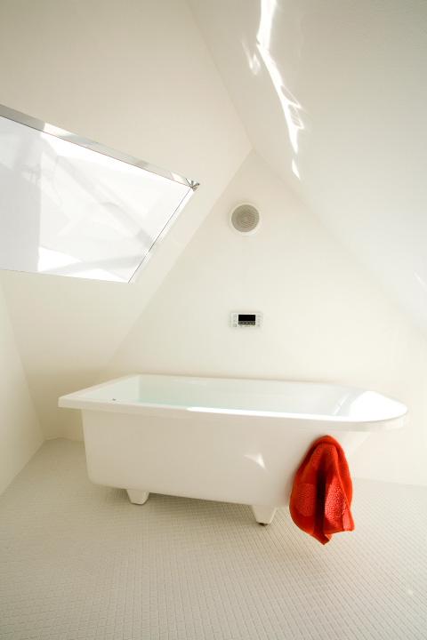 Reflection-of-Mineral-tokyo-Atelier-TEKUTO-bath