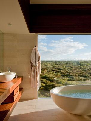Southern Ocean Lodge Bathroom