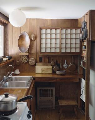 Artists House Kitchen