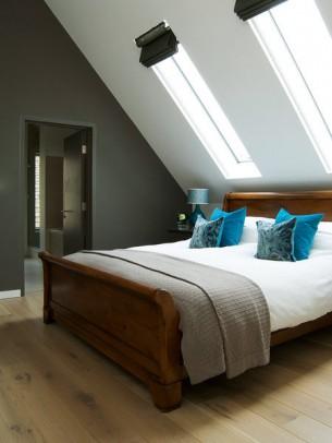 Barn House Bedroom