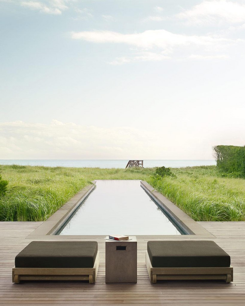 Hamptons Beach House by Haynes-Roberts