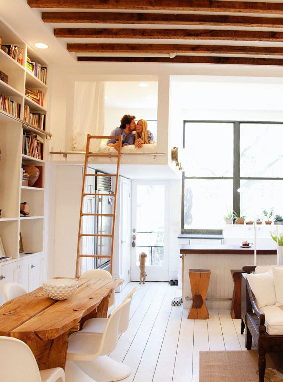 Lyndsay-Caleo-and-Fitzhugh-Karol-Home-in-Brooklyn-Apartment-idea+sgn-Photography-byTodd-Selby-3