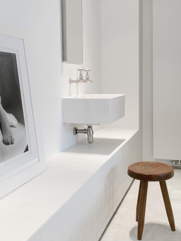 Minimalist Brussels Loft Interiors design Nicolas Schuybroek Architects ideasgn 10