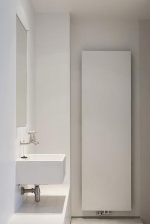 Minimalist Brussels Loft Bathroom