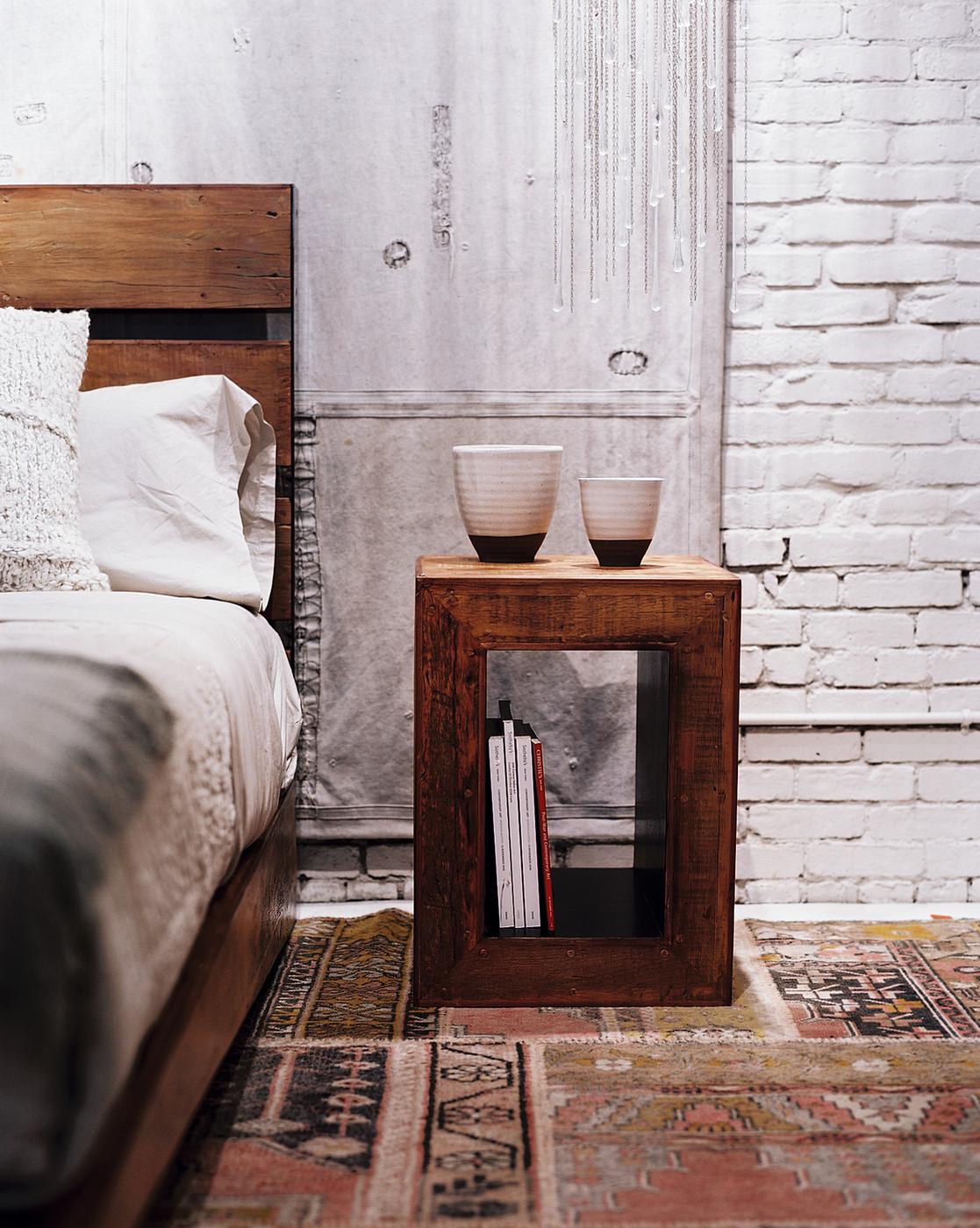 modern rustic bedroom design dream house. Black Bedroom Furniture Sets. Home Design Ideas