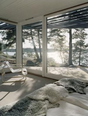 Archipelago House Bedroom