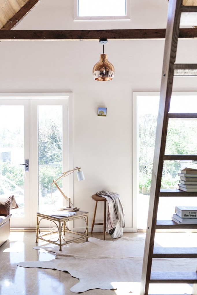 The Flop House Guesthouse renovation idea+sgn in Kyneton by Genevieve Wearne 3