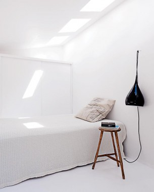 Nordic Style Light Bedroom
