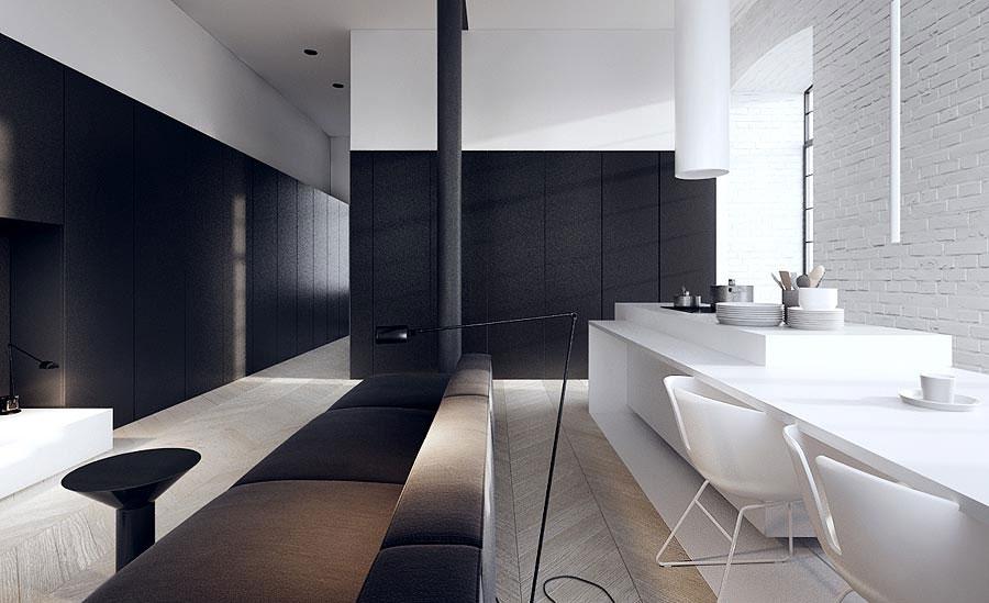loft interior design łódź by Tamizo 4