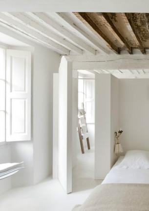 18th-century House Bedroom