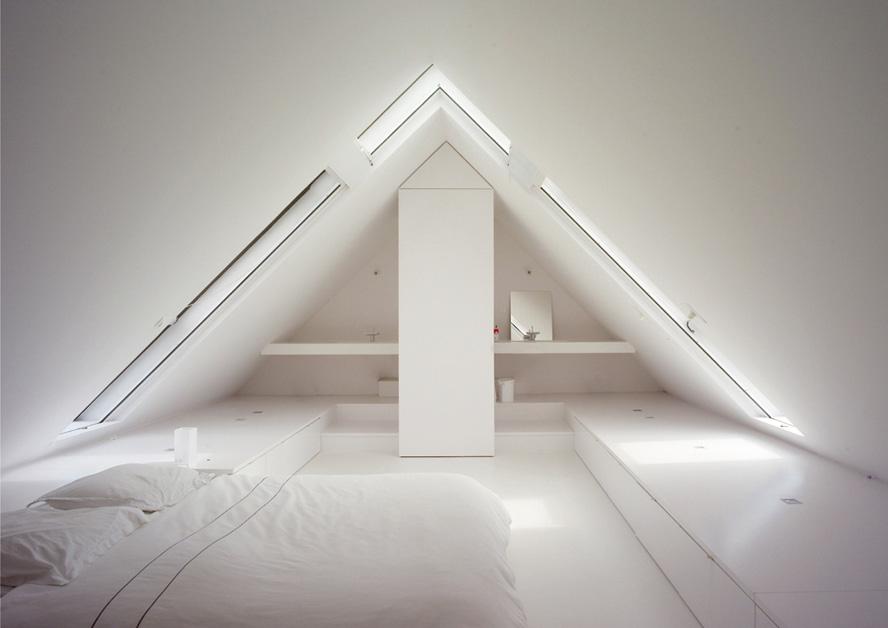 Opus 5 Architects Belle Iloise House Loft