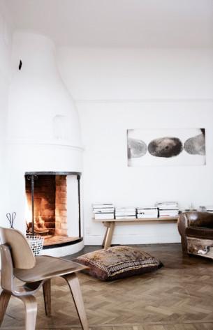 White Interiors Stockholm Apartment