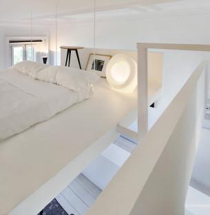 Minimalist Ceramic House Bedroom