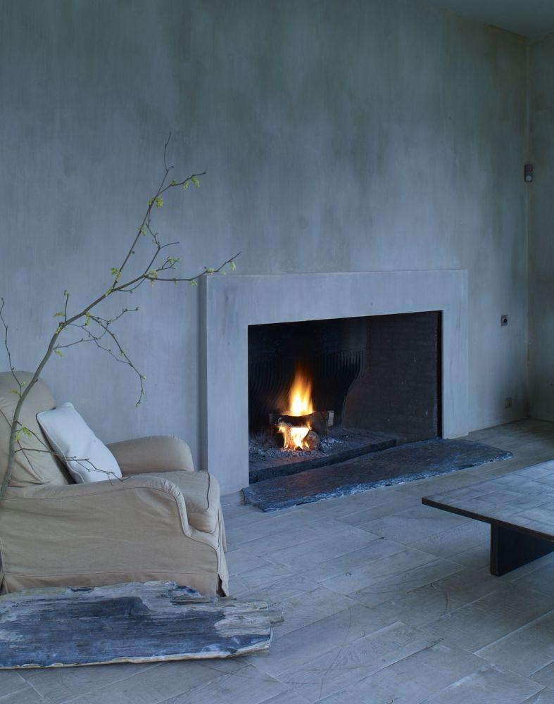 Interiors design by Axel Vervoordt