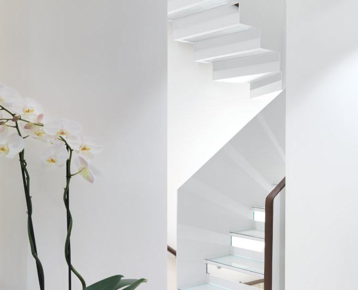 Minimalism Stairs