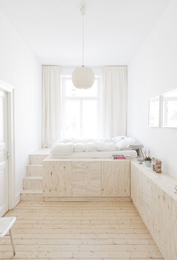 Scandinavian Apartment by Studio Oin 02