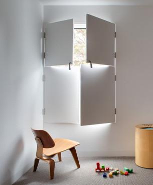 Small Block Windows for Children