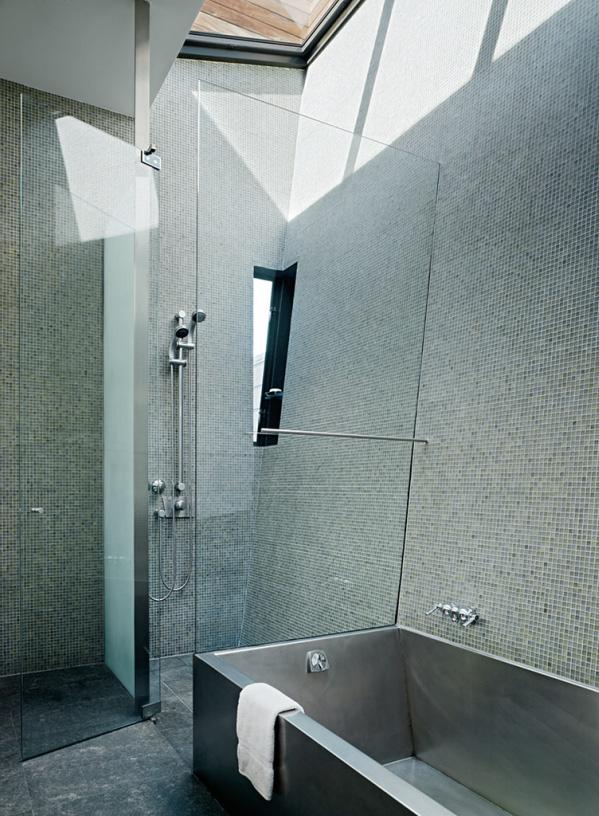 Mosaics Bathroom