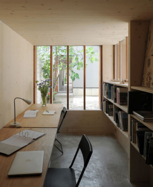 Wooden House and Studio