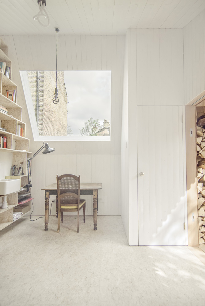 Writer Shed Studio Space in Hackney by WSD Architecture 08