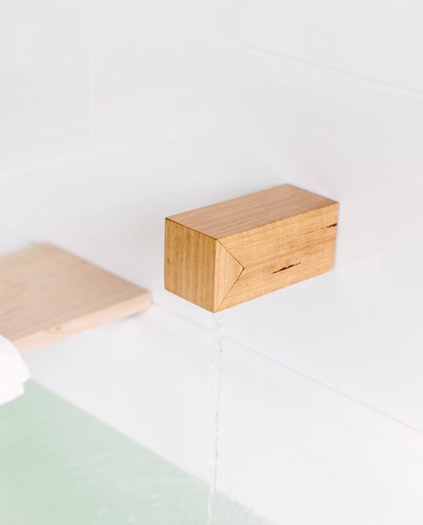 Kiri bath spout by Wood Melbourne 08