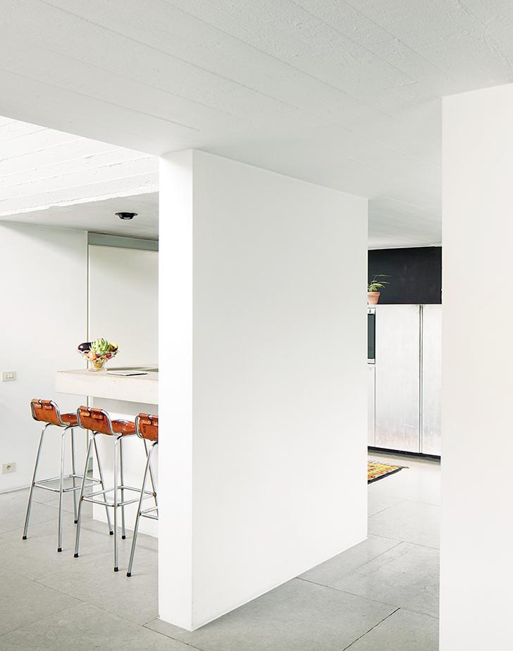 Vandemoortele Residence Kitchen ideasgn by Renaud de Poorter