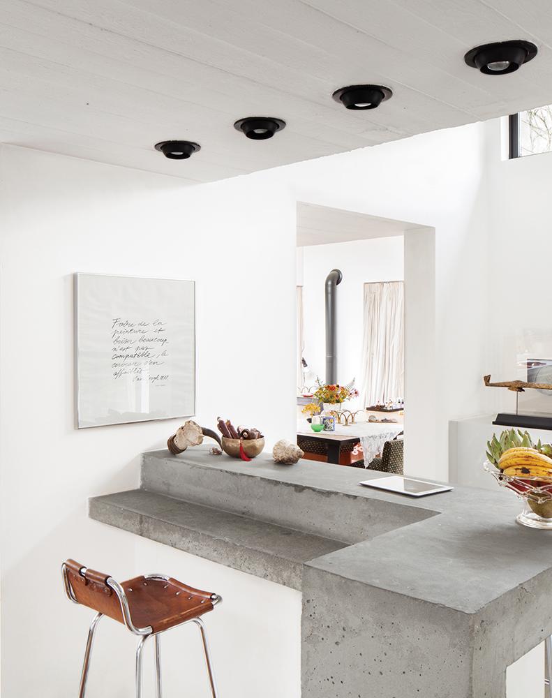 Vandemoortele Residence interiors ideasgn by Renaud de Poorter