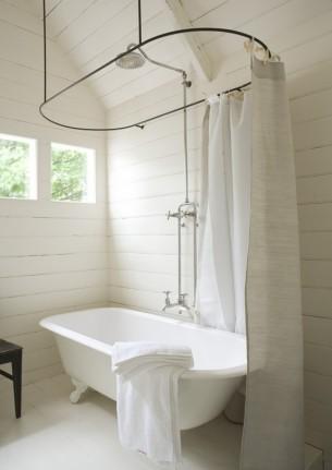 White bath Cloth