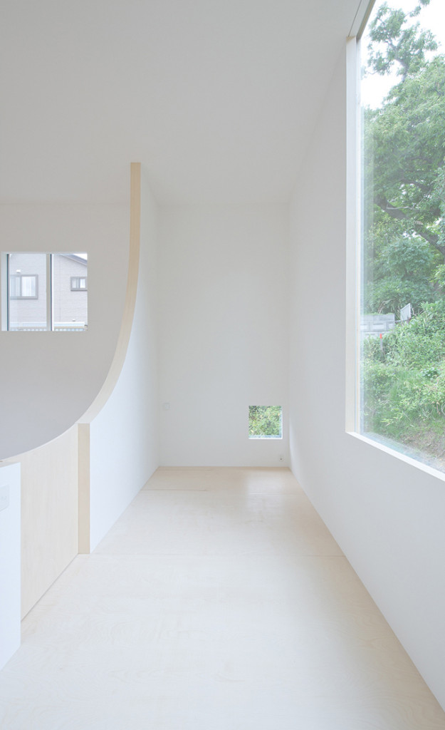 Brother House by hiroshi kuno associates 12