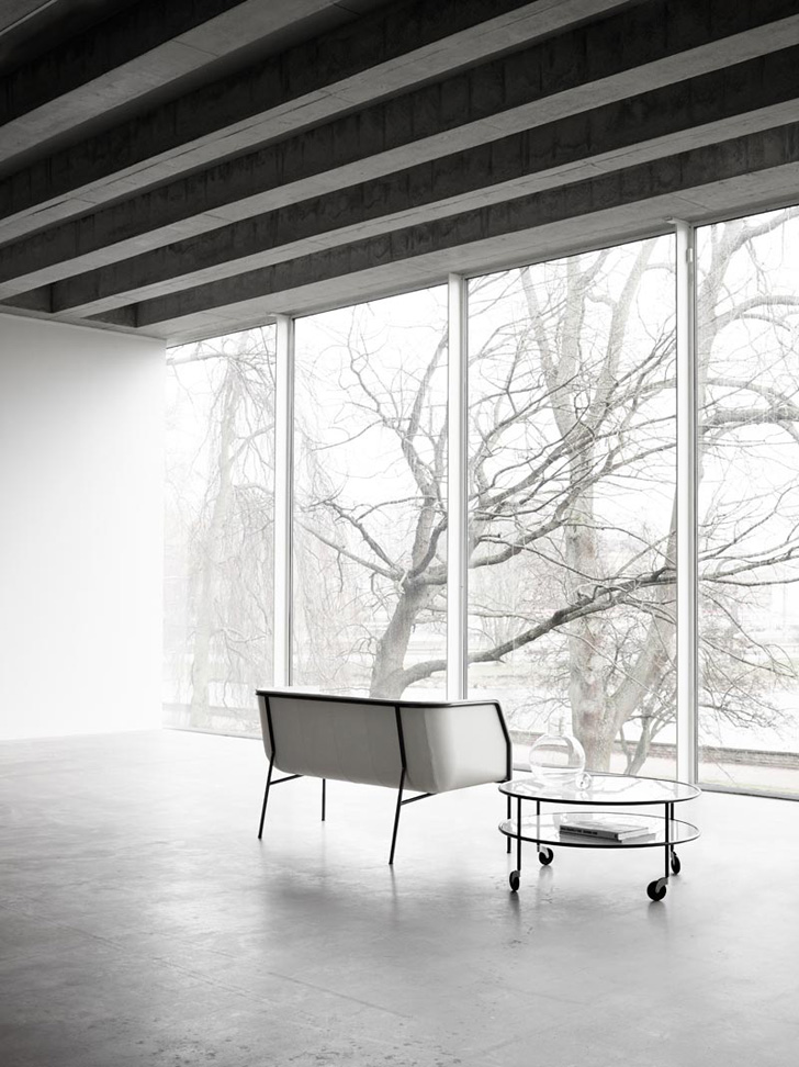 Cajal Easy Chair by Gunilla Allard for Lammhults 01