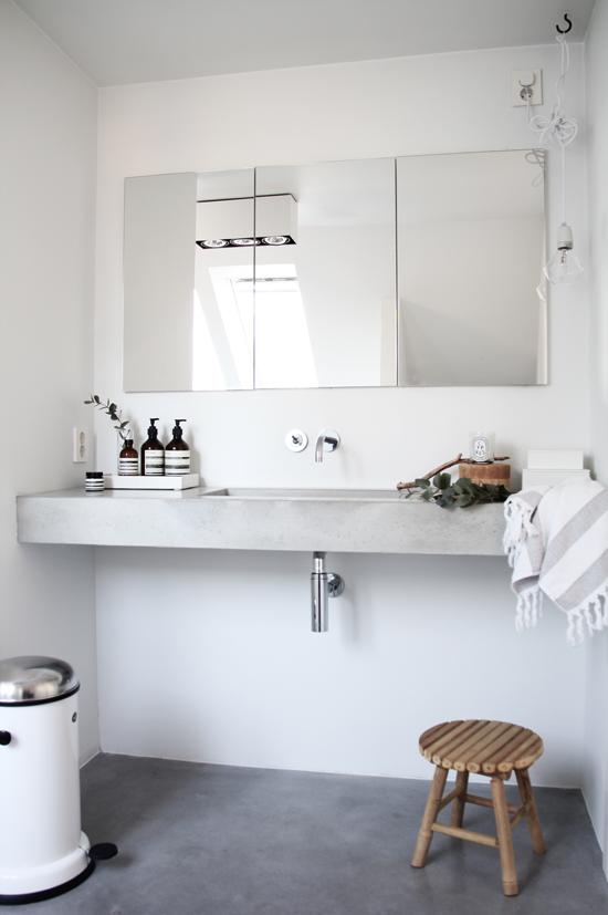 Fascinating Scandinavian Bathroom 04