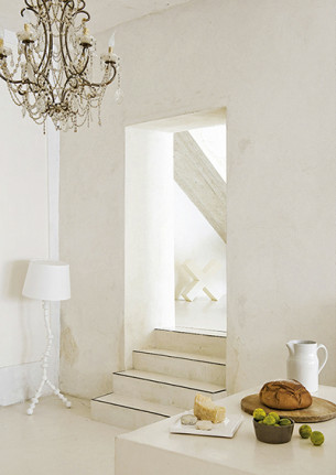 Food and Stair