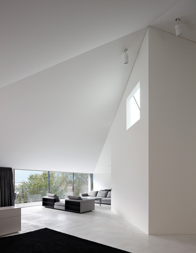 Privat House Kieber by Bearth Deplazes 07