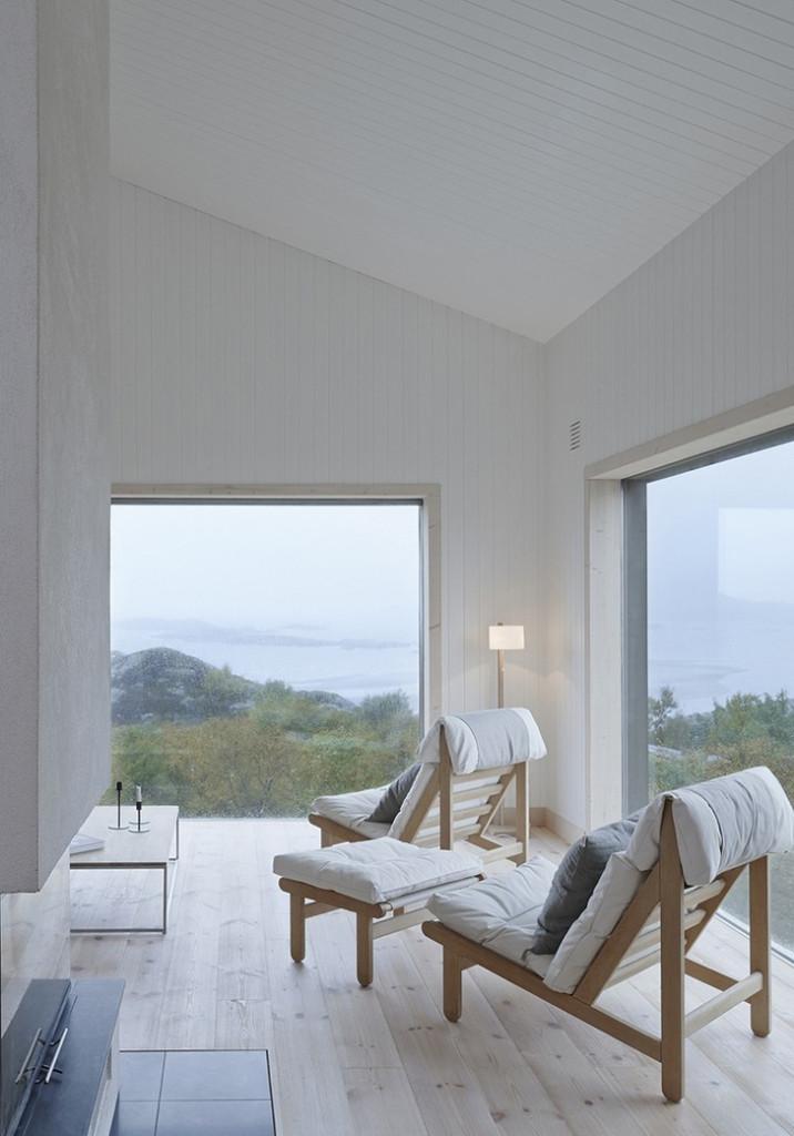 Vega Island Cottage by Kolman Boye Architects 01