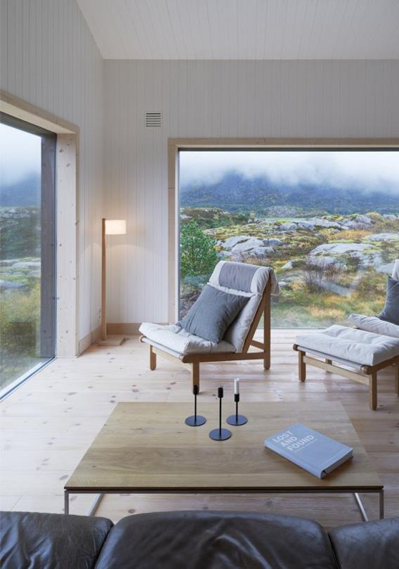 Vega Island Cottage by Kolman Boye Architects 16