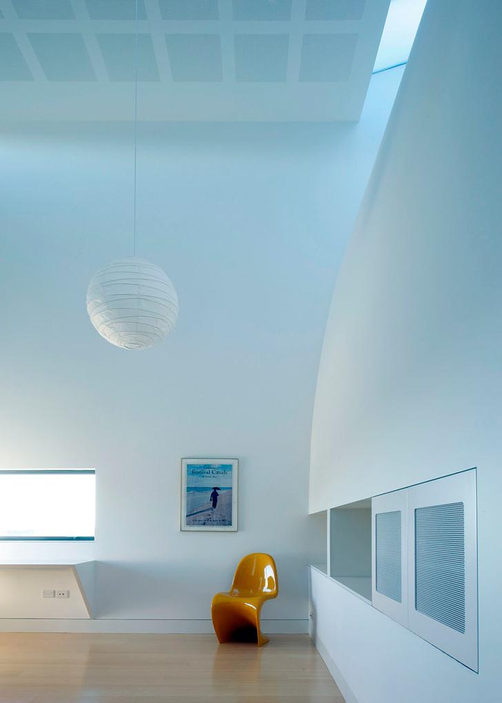 Waiheke Island House by Mitchell Stout Architects 08