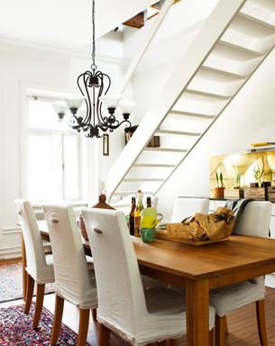 Kitchen Under Stair