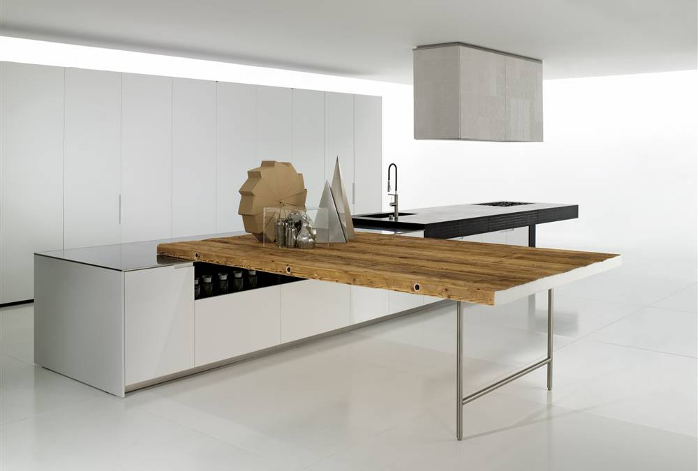 Boffi Modern Kitchen from MadamW