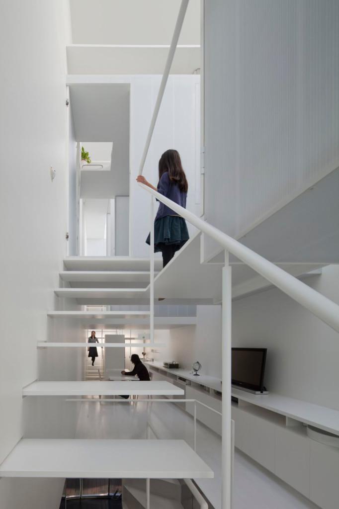 Kozuki House by Makiko Tsukada Architects 01
