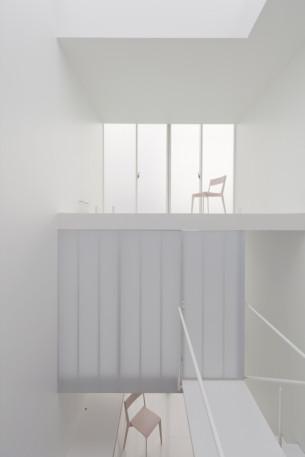 White Japanese Shoji Box