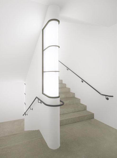 EG: Treppenhaus