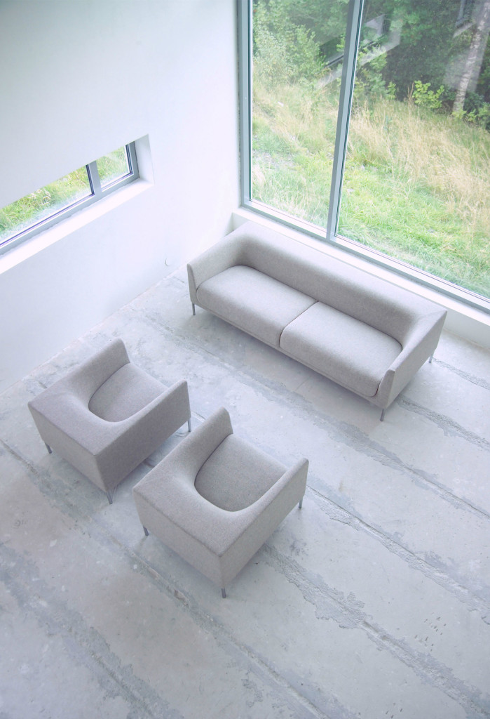 Tipo Sofa by Norway Says for LK Hjelle
