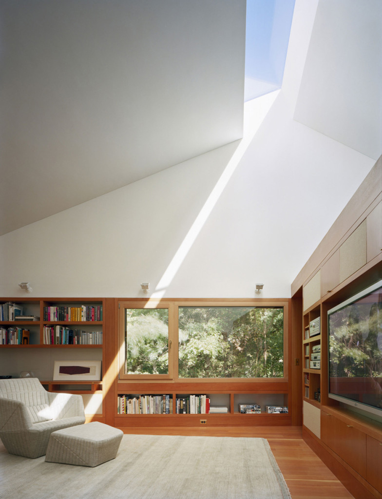 Writing Studio and Private Library by Andrew Berman 08