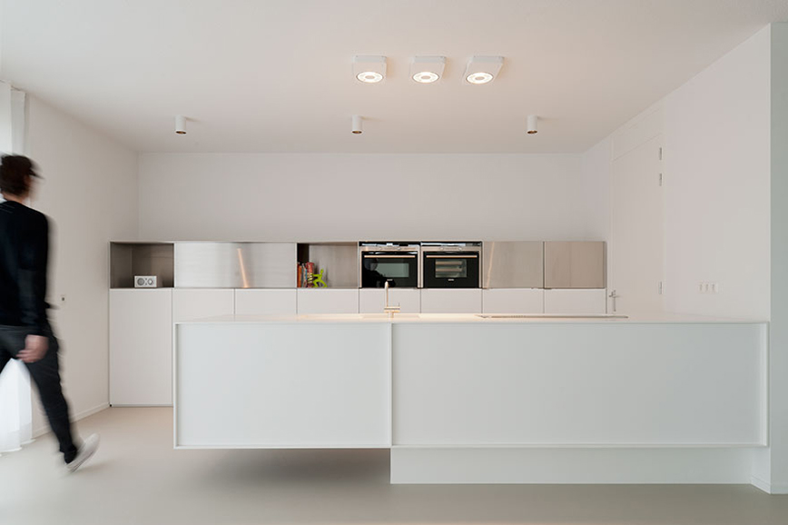Private House Kitchen in Meerssen by Studio Niels