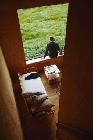 Windows Door towards the Grass