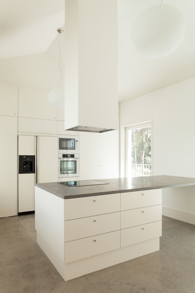 Belas House Kitchen by CHP Arquitectos